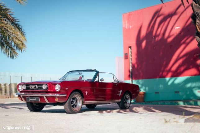 Ford Mustang 289 V8 Auto
