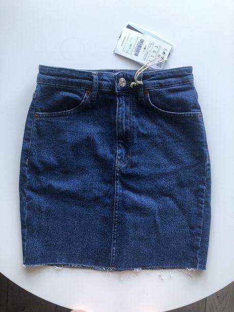 Spodnica jeansowa Pull&Bear Nowa