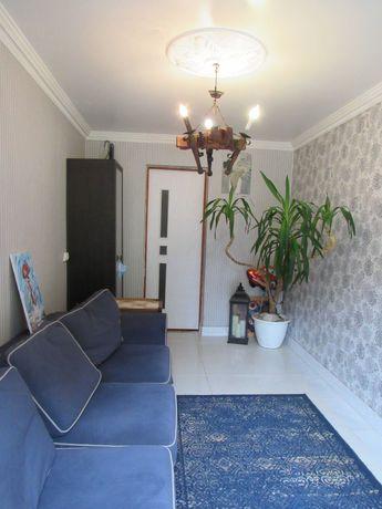 Компактна 3-кімнатна квартира з автономним опаленням в центрі!