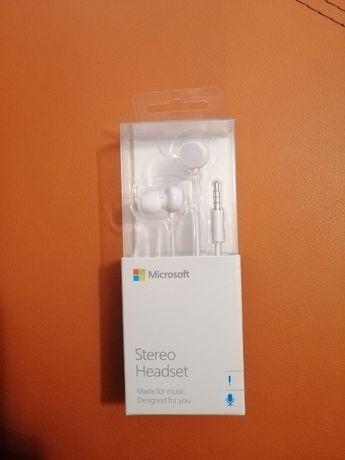 Zestaw douszny Microsoft