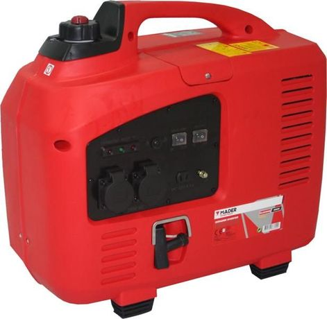 Gerador de Energia Inverter portátil motor 4 Tempos 2200W