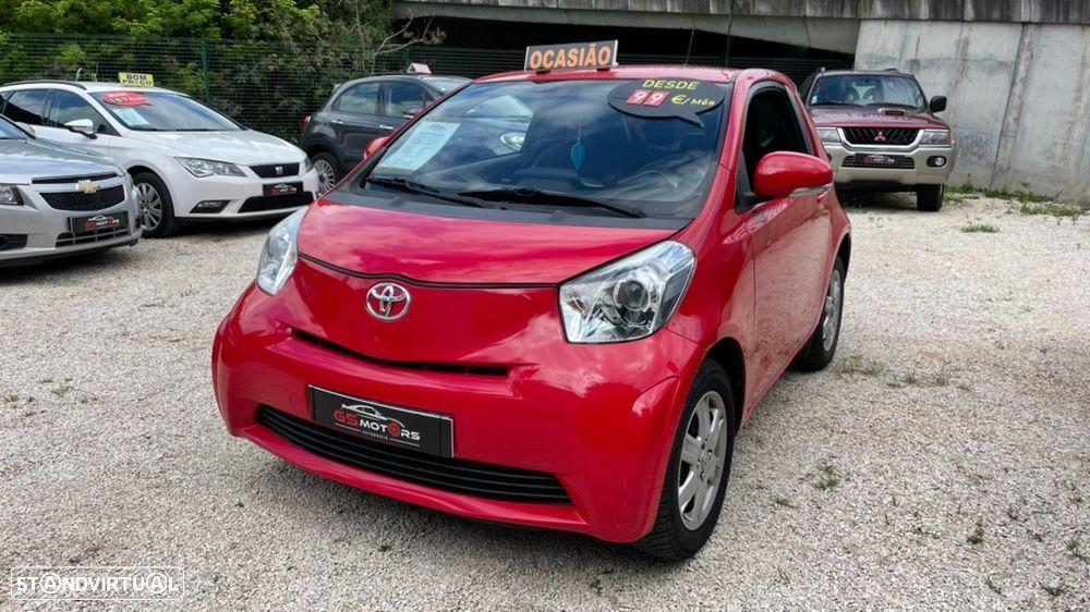 Toyota iQ 1.0 VVT-i