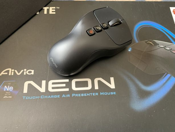Rato Gigabyte Aivia Neon (rato sem fios/apresentador/apontador)