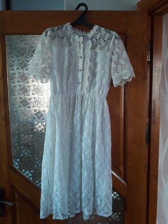 Плаття нарядне біле