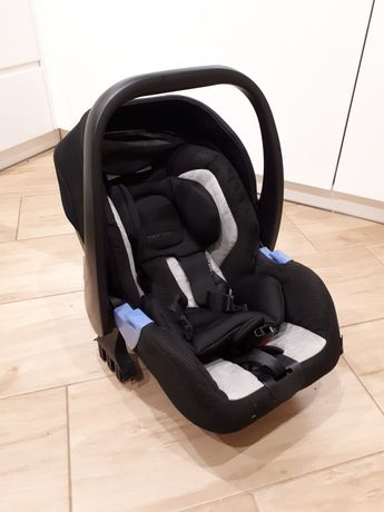 Fotelik samochodowy nosidelko recaro privia graphite 0-13 kg