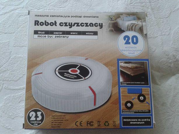 robot czyszczący na baterie