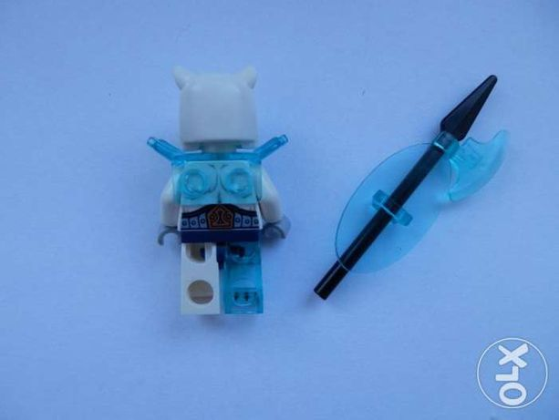 Lego Chima, Iceklaw, Limited Edition