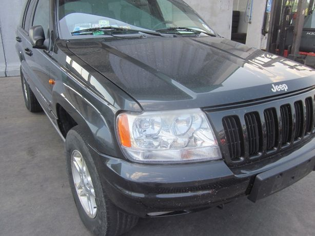 Jeep Grand Cherokee - Peças