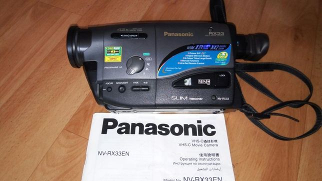 Видео Камера Panasonic RX 33