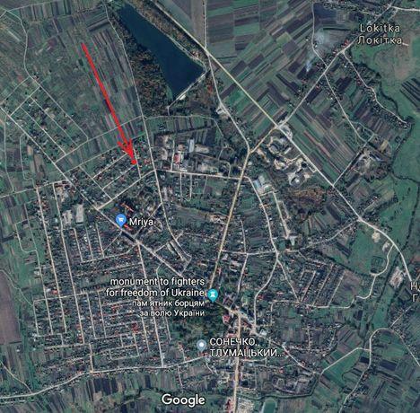 Земельна ділянка під забудову 13 сотих м.Тлумач, район лікарні