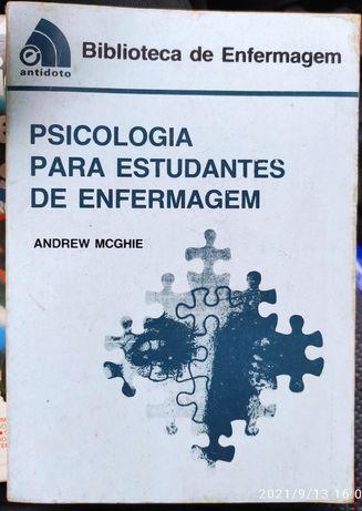 Psicologia dos Estudantes de Enfermagem.