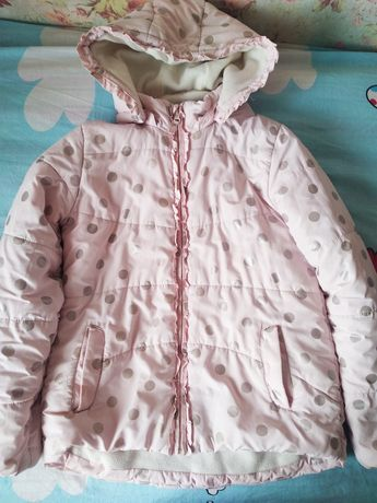 Куртка весенняя на девочку 10-11 лет