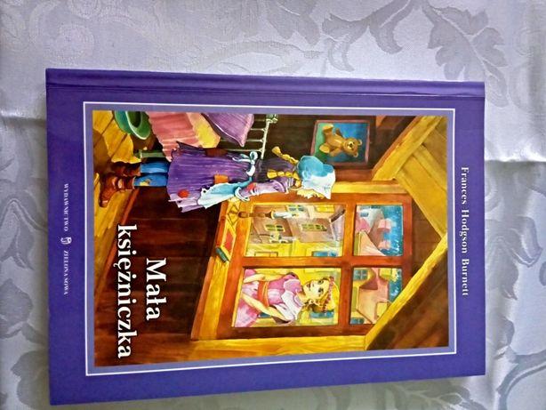 Mała Księżniczka, Frances Hodgson, Burnett, Wydawnictwo Zielona Sowa,