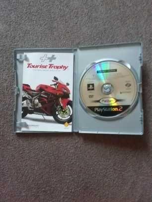 Gra TOURIST TROPHY na PlayStation2
