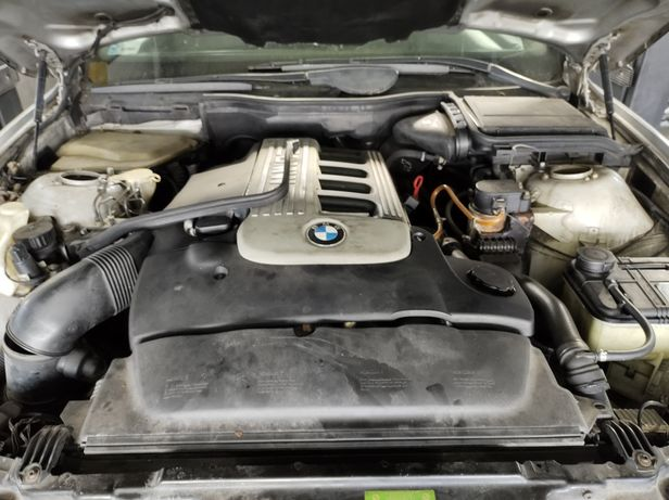 Kompletny silnik M57D30 184 E39
