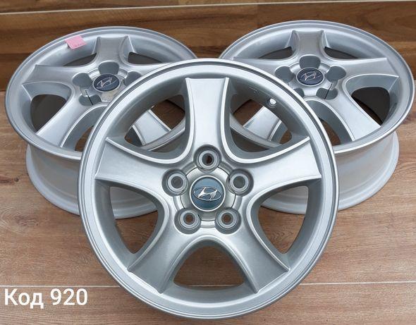 Оригінальні легкосплавні диски Hyundai R16 5x114.3 ET46