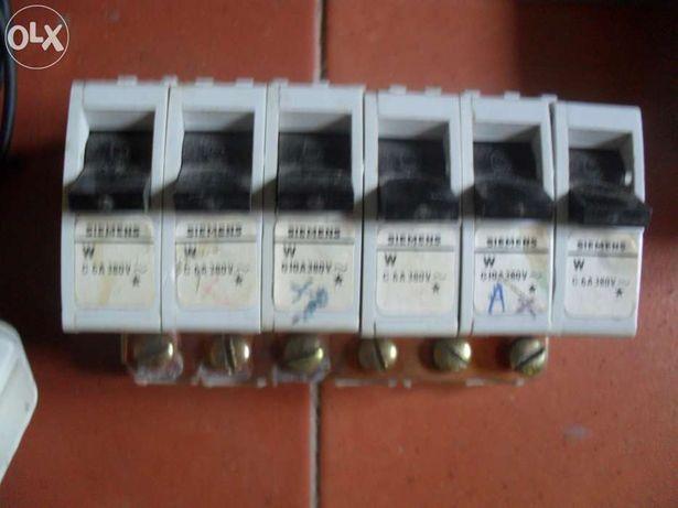 Dijuntores Siemens