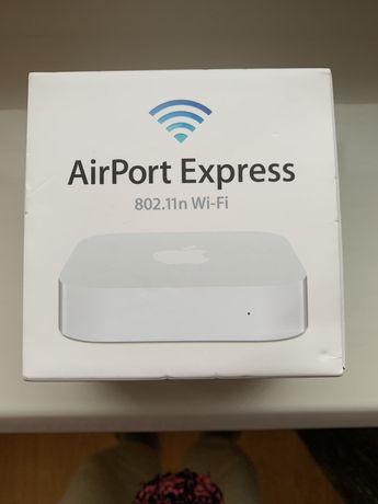 Wi-fi роутер Apple AirPort Express (MC414). Маршрутизатор