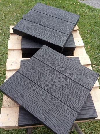 Płytka betonowa - Płytka chodnikowa - Tarasowa - Płytki betonowe