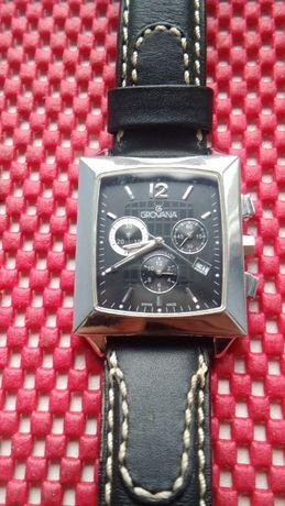 Часы-хронограф Grovana Швейцария