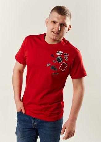 Футболки мужские|lacoste|купить футболку|мужская одежда|топ качесво
