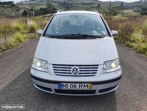 VW Sharan 1.9 TDi Highline ACD Tip