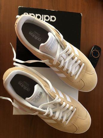 Adidas кроссовки замшевые оригинал
