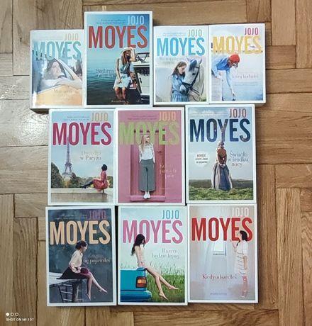 NOWE książki Jojo Moyes zestaw