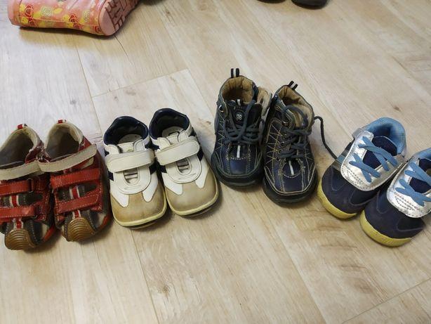 Пакет обуви на размер 20-22 (кроссовки, ботинки, босоножки)