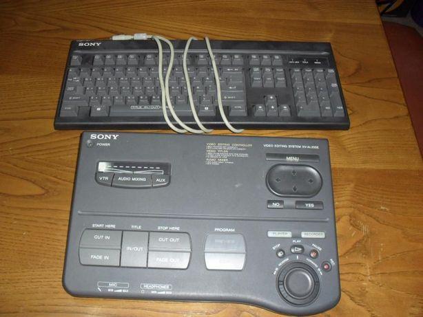 Mesa de mistura de video Sony
