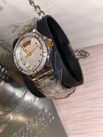 Часы новые с бриллиантами (оригинал)