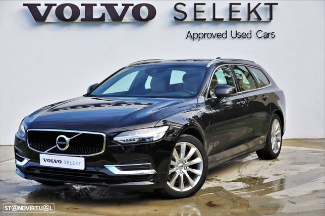 Volvo V90 2.0 T8 Momentum AWD Geartronic