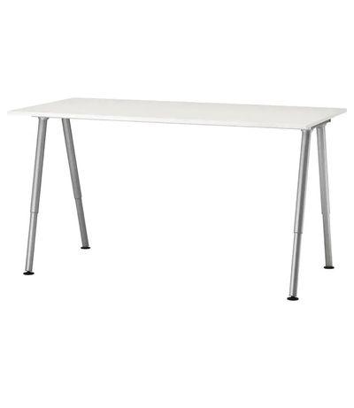 Білий великий стіл IKEA