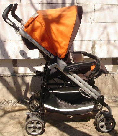 Очень удобная коляска peg perego pliko (500грн)