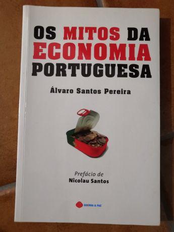 Livro: Mitos Economia Portuguesa