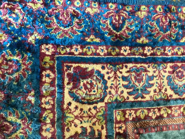 Дивандейк на диван стену плюш ковер советский ссср