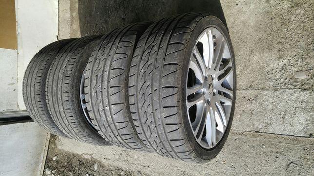 Легкосплавні диски R18 + літні шини