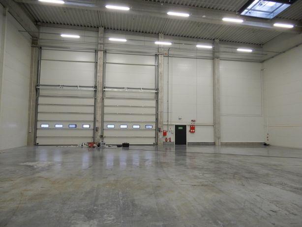 Balice, hala 1.400 m2, prod-mag, ogrzewana, 2 bramy dla TIR-ów!