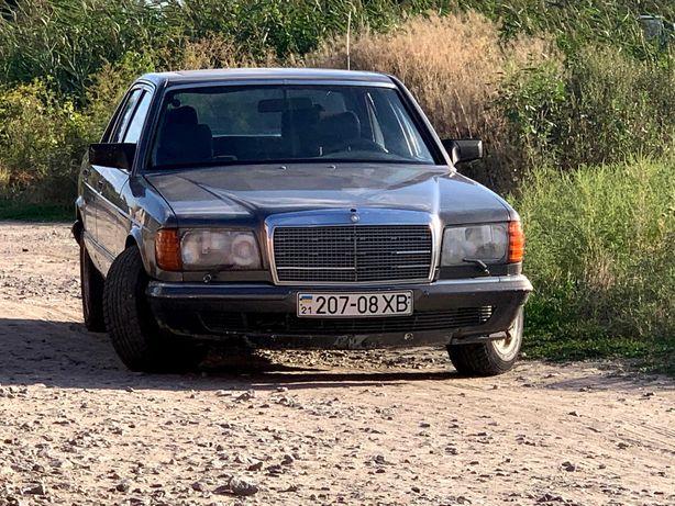 Мерседес Бенц W 126 S500