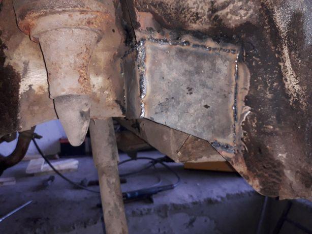 Сварка авто,кузовной ремонт
