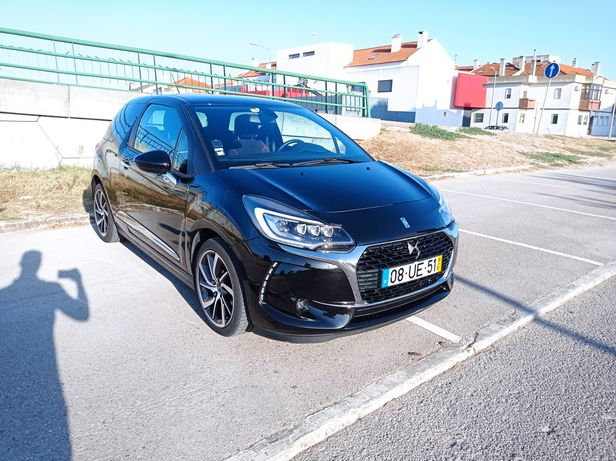 Ds3 be chic 1.2 110cv