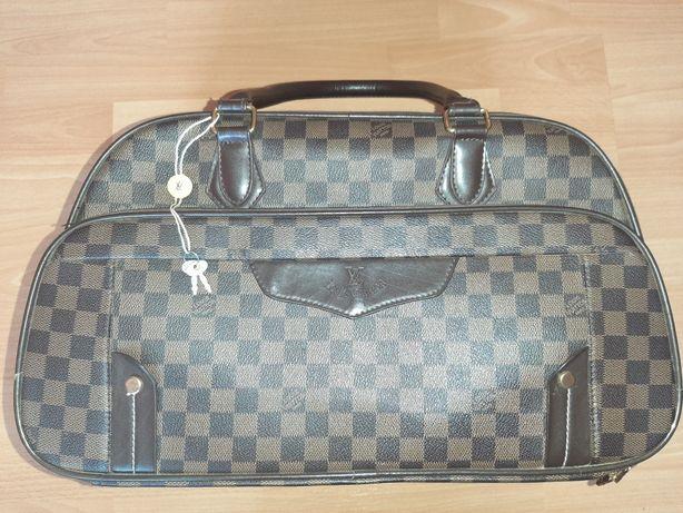 NOWA Torba bagaż walizka podręczna podróżna LV