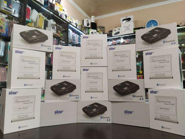 Мобильный принтер чеков-этикеток Star SM-L200