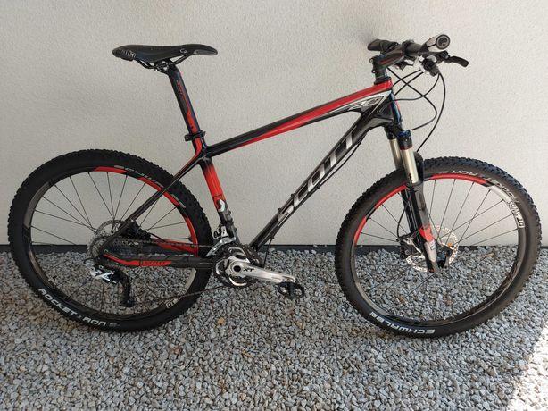 Rower górski SCOTT SCALE 20-CARBON,Deore XT,ROCKSHOX,Dt Swiss,9,40kg