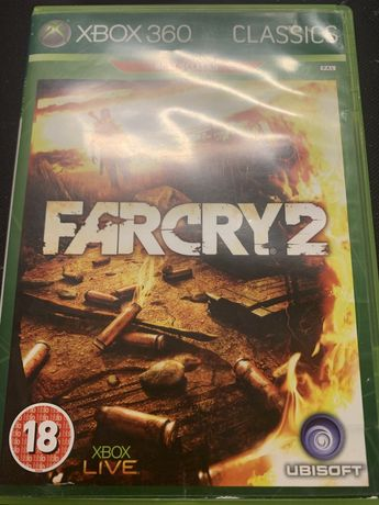 farcry 2 xbox 360 one