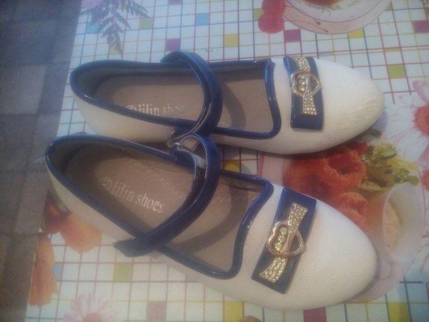 Школьные туфельки
