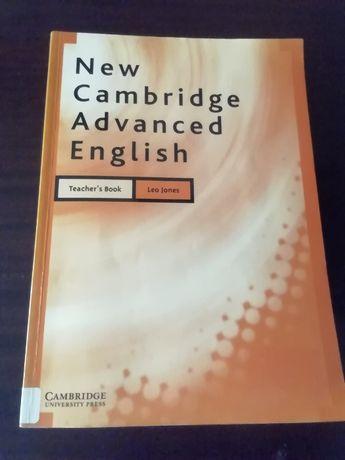 New Cambridge Advanced English, Leo Jones, teachers book