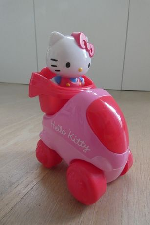 Samochodzik Hello Kitty
