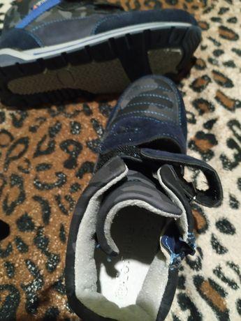 Продам демисезонные ботинки
