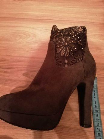 Buty damskie jesień zima